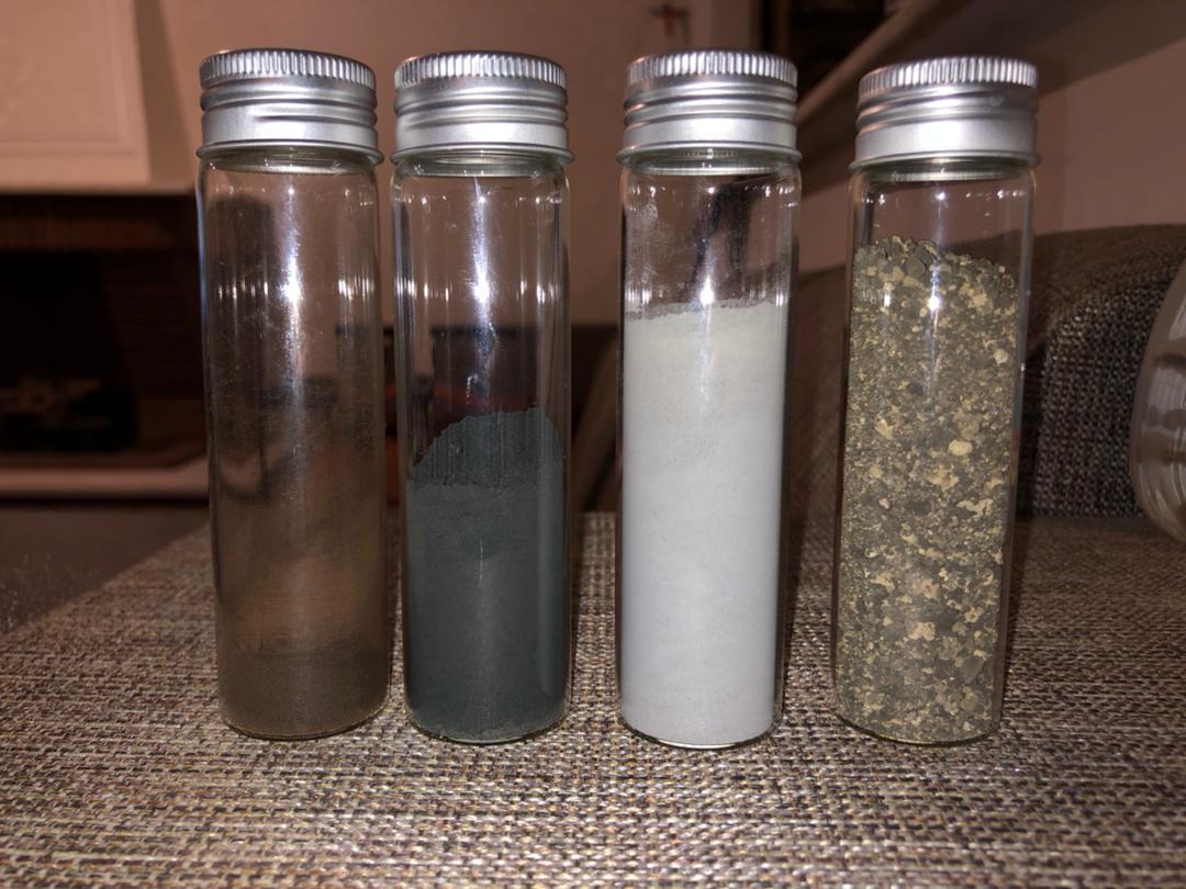 نمک فلزات