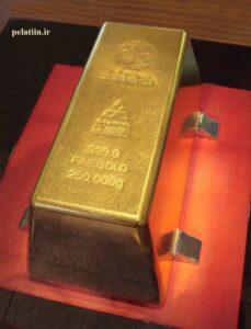 برند شمش طلا