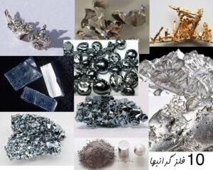 فلز گران بها   سرمایه گذاری فلزات گرانبها در بحران کرونا