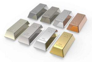 فروش فلزات گرانبها